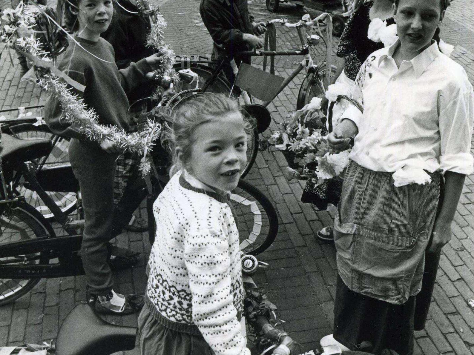 Koninginnedag te Lobith op 1 Mei 1987. Liemers Museum
