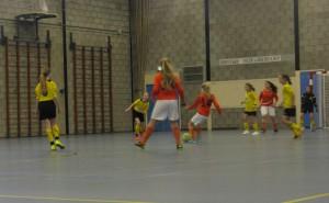 Uitslagen KNVB Pupillen zaalvoetbal in De Liemers