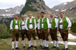 Isseltaler Musikanten vieren veertigjarig bestaan in Babberich