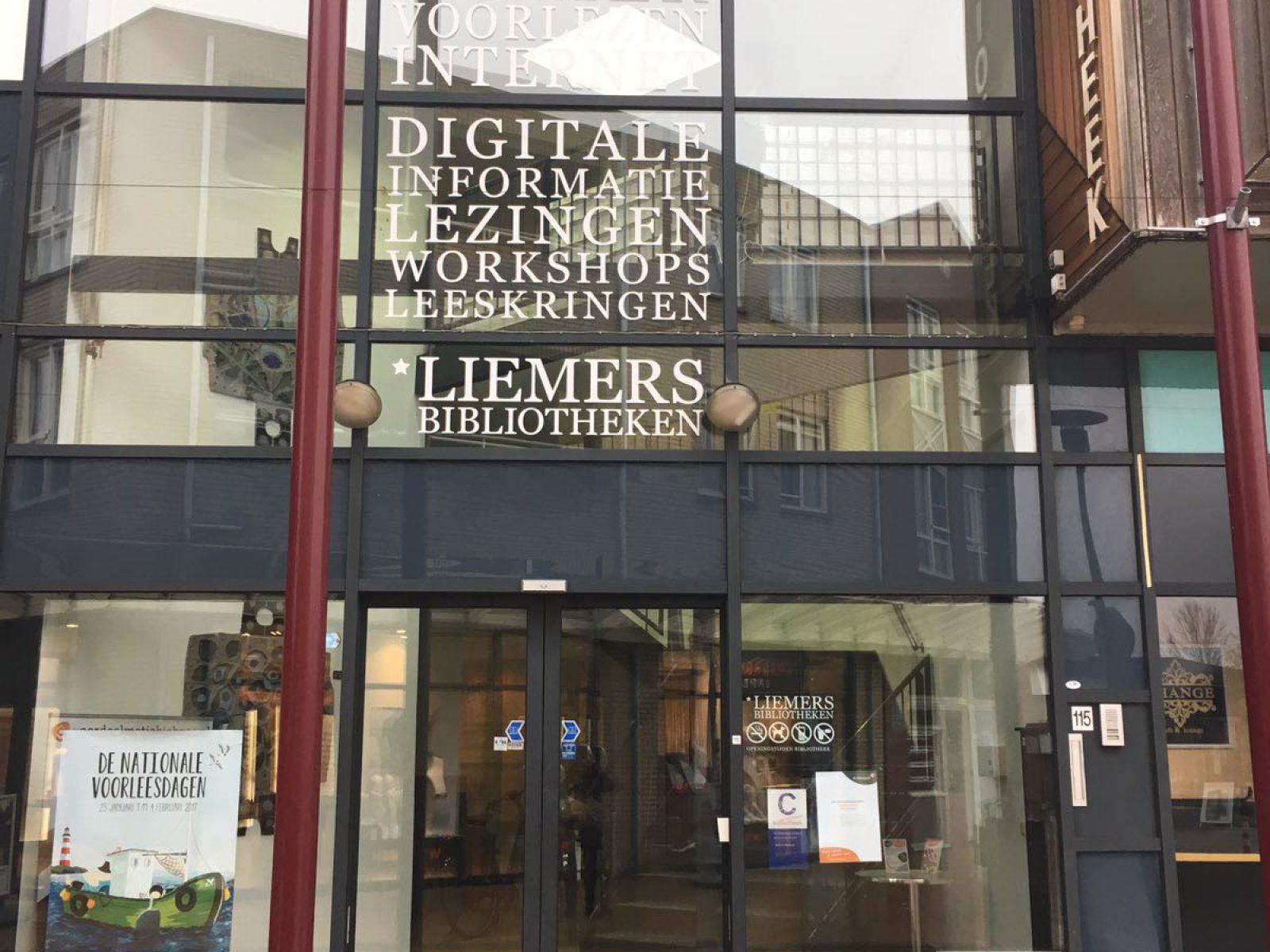 westervoort krijgt een moderne, nieuwe bibliotheek | liemers actueel