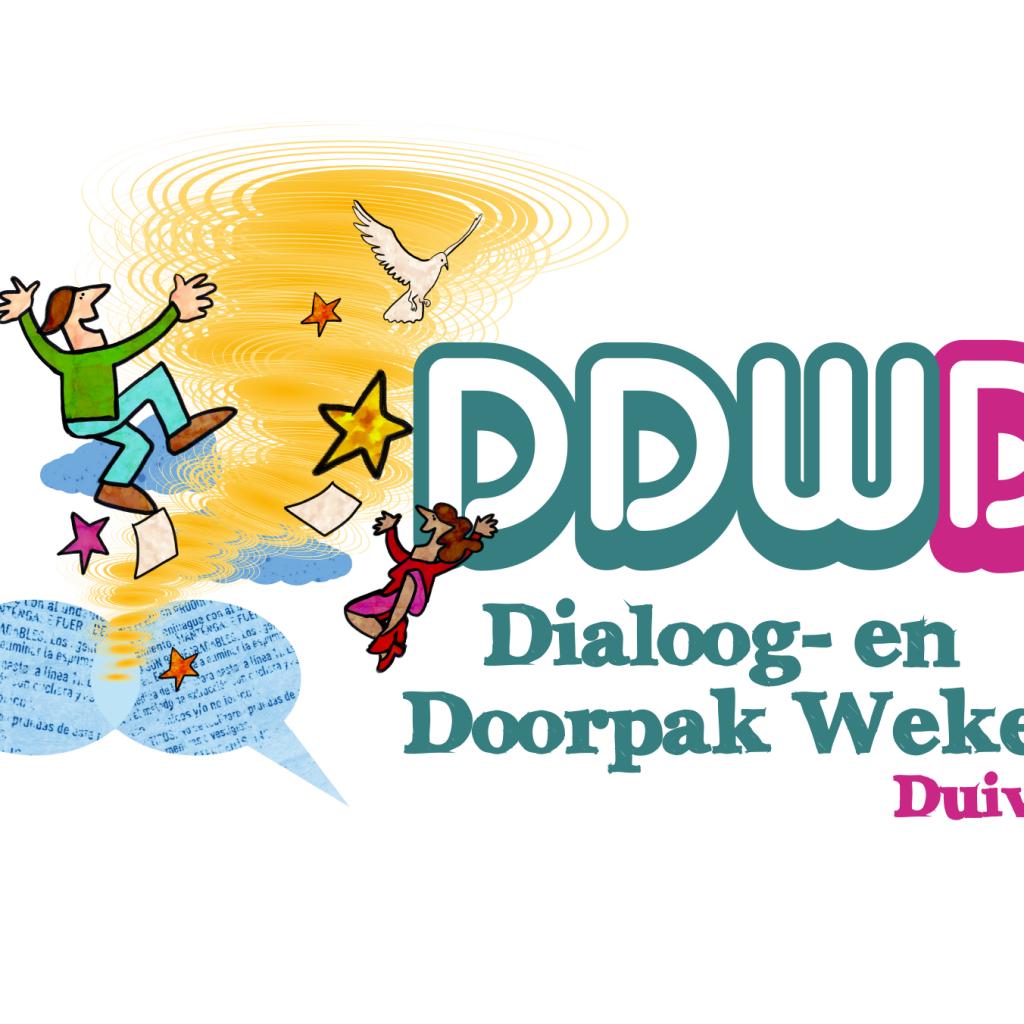 Dialoog En Doorpakweken Duiven Terug Met Als Thema Jouw
