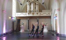 Aanstormend talent danst in Gasthuiskerk