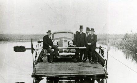 De Aerdtse brug van burgemeester Bruns