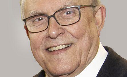 Oud-burgemeester Fons Lichtenberg overleden
