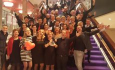Liemers Popkoor Repeat wint Balk Topfestival 2017!