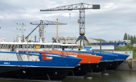 Excursie scheepswerf de Hoop op 12 en 19 september