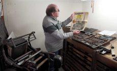 Schatkamer van de Liemers, vlog 12: Drukmachine