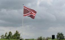 De Liemerse vlag is gehesen